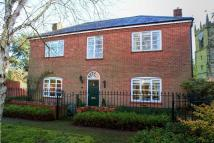 Detached house in Barton Under Needwood...