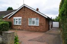 Detached Bungalow in Fullbrook Avenue...