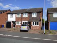 3 bed semi detached property in Lovell Road, Yoxall