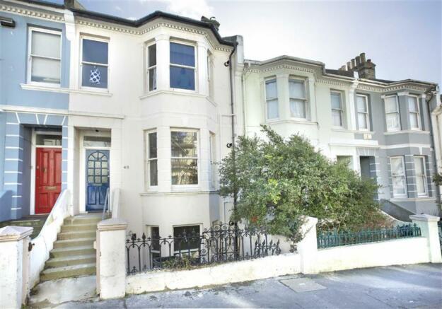1 Bedroom Flat To Rent In 48 Queens Park Road Brighton Bn2