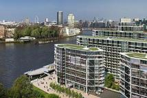 1 bedroom new Flat in Riverlight, Nine Elms...