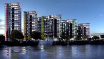 Riverlight new Flat for sale