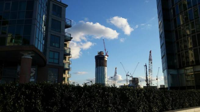 SkyGardens New March