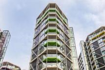 Flat to rent in 4 Riverlight Quay...