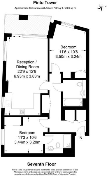 Floor Plan 32 Pinto.