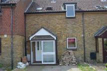 Terraced property in Millstone Close...