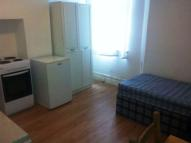 Ninian Road Studio flat to rent