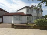 3 bedroom semi detached home in Fillebrook Avenue, EN1