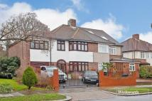 4 bedroom semi detached house for sale in Chaseville Park Road...