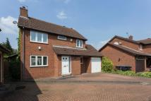 4 bed Detached property in Chinnery Close, Enfield...