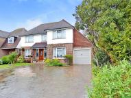 Detached property in Ashurst Drive...