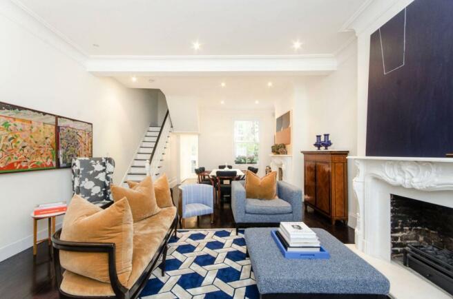4 Bedroom Maisonette For Sale In Edith Grove Chelsea