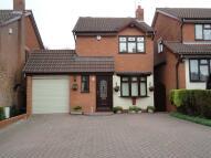 Detached home in Elgar Crescent, Pensnett