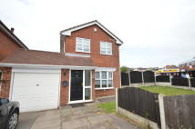 Detached home in Camberley Road...