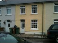Terraced house in Cambrian Street, Deri...