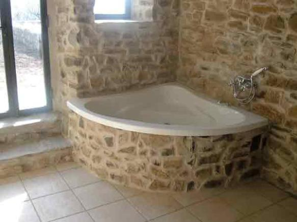The spa bath