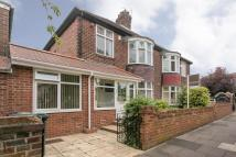 3 bed semi detached house in Wingrove Road North...