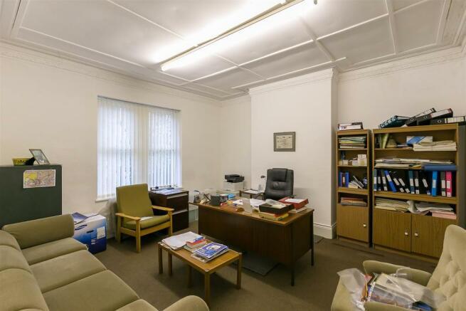 Office / Bedroom One