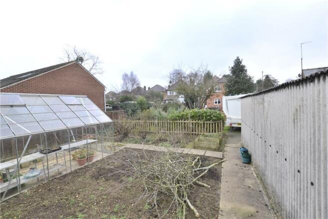 Vegetable garden-house