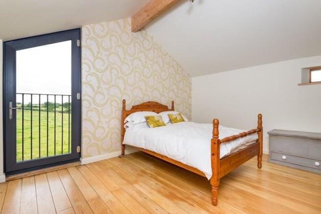 Granary bedroom