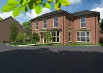 Plot 6 Highfields House at Highfields Park new Apartment for sale