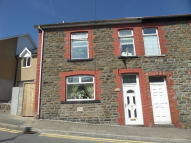 semi detached property for sale in East Road, Tylorstown