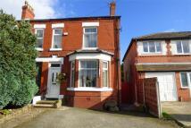 3 bedroom semi detached home in Cross Lane, Marple...