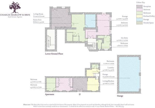 S'Era Floorplan