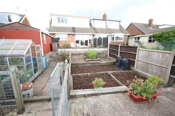 Garden and Rear of