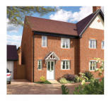 3 bed new home in Telford Shropshire TF1...