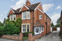 4 bed semi detached home for sale in Victoria Road, Abingdon