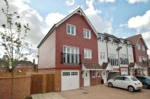 4 bed End of Terrace home to rent in Culverhouse Way, Chesham...