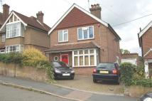 3 bedroom Detached home to rent in Lowndes Avenue, Chesham...