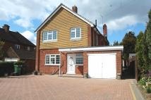 Detached home in Chiltern Avenue...