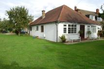 Detached Bungalow in Narcot Lane...