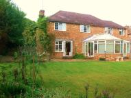 Detached house in Romsey Drive...