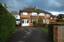 Bunby Road semi detached property for sale