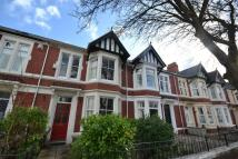 Terraced home for sale in Deri Road, Penylan...