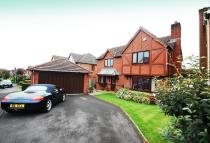 4 bed Detached property for sale in Llwyn-Y-Grant Road...
