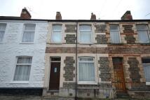 Terraced property in 10 Darran Street...