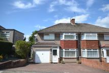 semi detached home for sale in Lonsdale Road, Penylan...