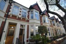 3 bedroom Terraced house for sale in Amesbury Road, Penylan...