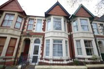 Terraced house in Kimberley Road, Penylan...