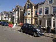 Flat to rent in Gordon Road, , Roath