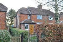 3 bedroom semi detached home in Chapel Lane...