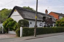 4 bed Cottage in 24 West Road, Weaverham...