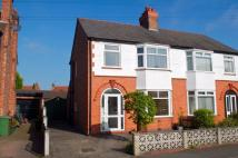 semi detached house in Woodlands Road, Hartford...