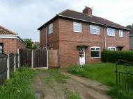 Wrangbrook Road semi detached house to rent
