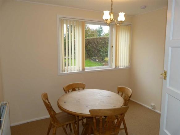 DINING ROOM (to the