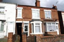Terraced home for sale in Nottingham Road...
